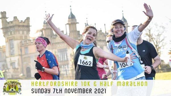 Hertfordshire Half Marathon & 10k November 2021