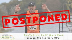 RunTatton Half Marathon February 2021
