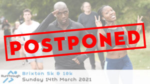 BRIXTON 5K & 10K MARCH 2021